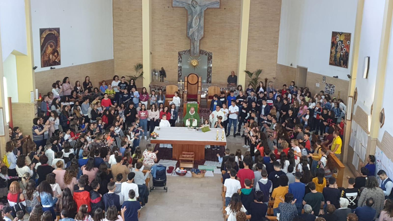 """Inizia l'ACR con la """"Festa del Ciao"""""""
