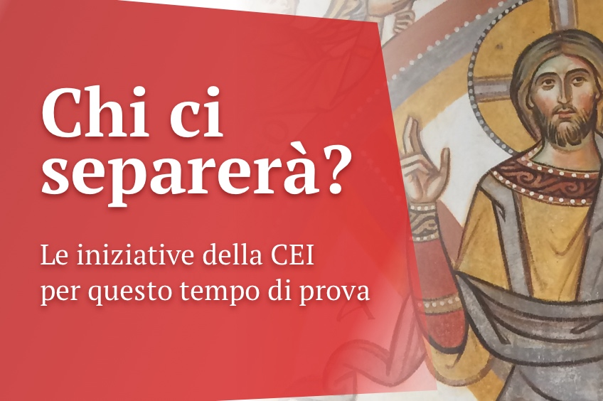 Un nuovo sito web della Chiesa Italiana per offrire in tempi di CoronaVirus contributi di riflessione e approfondimento