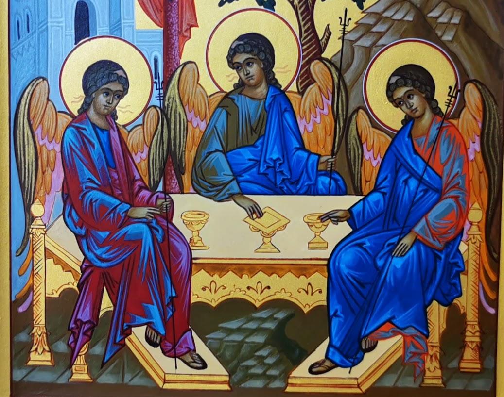 Don Sultana: la Ss. Trinità epifania sublime dell'amore di Dio per gli uomini.