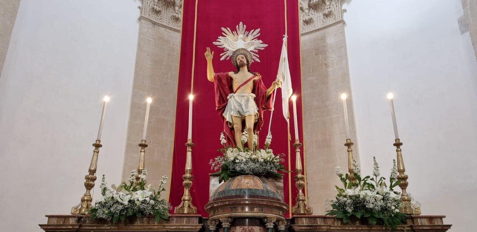 La nostra fede è gioia: non abbiate paura! Il messaggio di Pasqua di Don Rosario Sultana alla Parrocchia